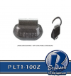 P LT1-100Z LIGHT TRUCK 1.00 OZ ZINC