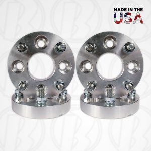 "4x115 ATV to 4x156 Wheel Adapters/Spacers 1"" Thick"