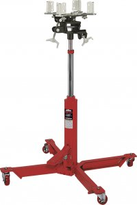 Telescopic 1/2 Ton Capacity Single Pump