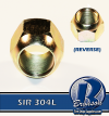 SIR 304L METRIC OUTER NUT (BWP M 3981)