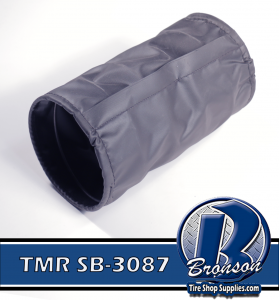 TMR SB-3087 LARGE CLOTH PROTECTIVE CROSS FEED SCREW BOOT (8 1/2""