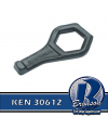 KEN 30612 TX12 41MM CAP NUT WRENCH PORKCHOP