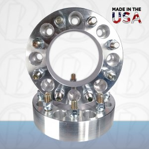"8x6.5 To 8x170 Wheel Adapters / 2"" Spacers"