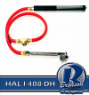 HAL I-408-DH Dual Tire Inflator Gauge