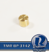 "TMR BP3142-50 Brass Plug Approximately 5/16"" Diameter"