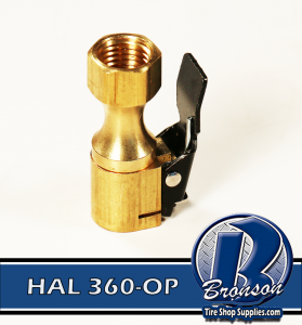 HAL CH-360-OP European Style Clip-On Chuck