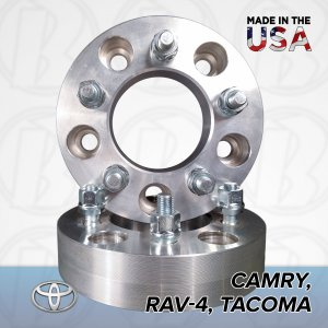 "5x4.5 Toyota To 5x5 Wheel Adapters / 1"" Spacers"
