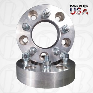 "5x100 To 5x114 Wheel Adapters / 1"" Spacers"
