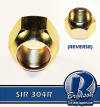SIR 304R METRIC OUTER NUT (BWP M 3980)