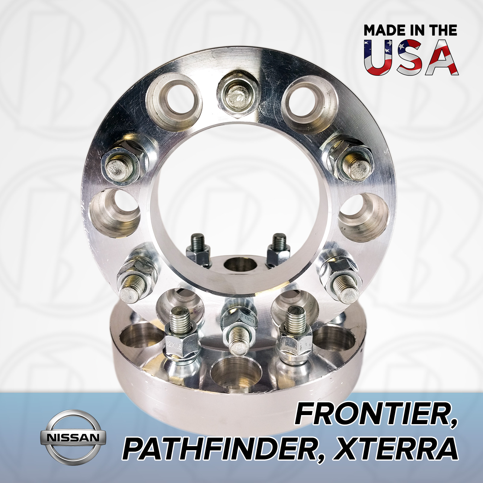 6x5 5 nissan to 6x135 wheel adapters 1 spacers [tss 6550 Nissan Frontier Wheel Adapters 2016 nissan frontier 2wd king cab i4