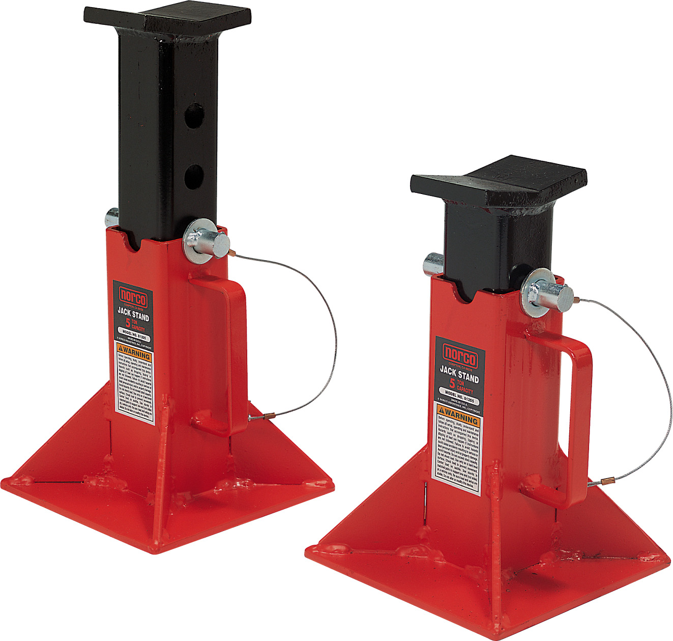 5 Ton Capacity Jack Stand