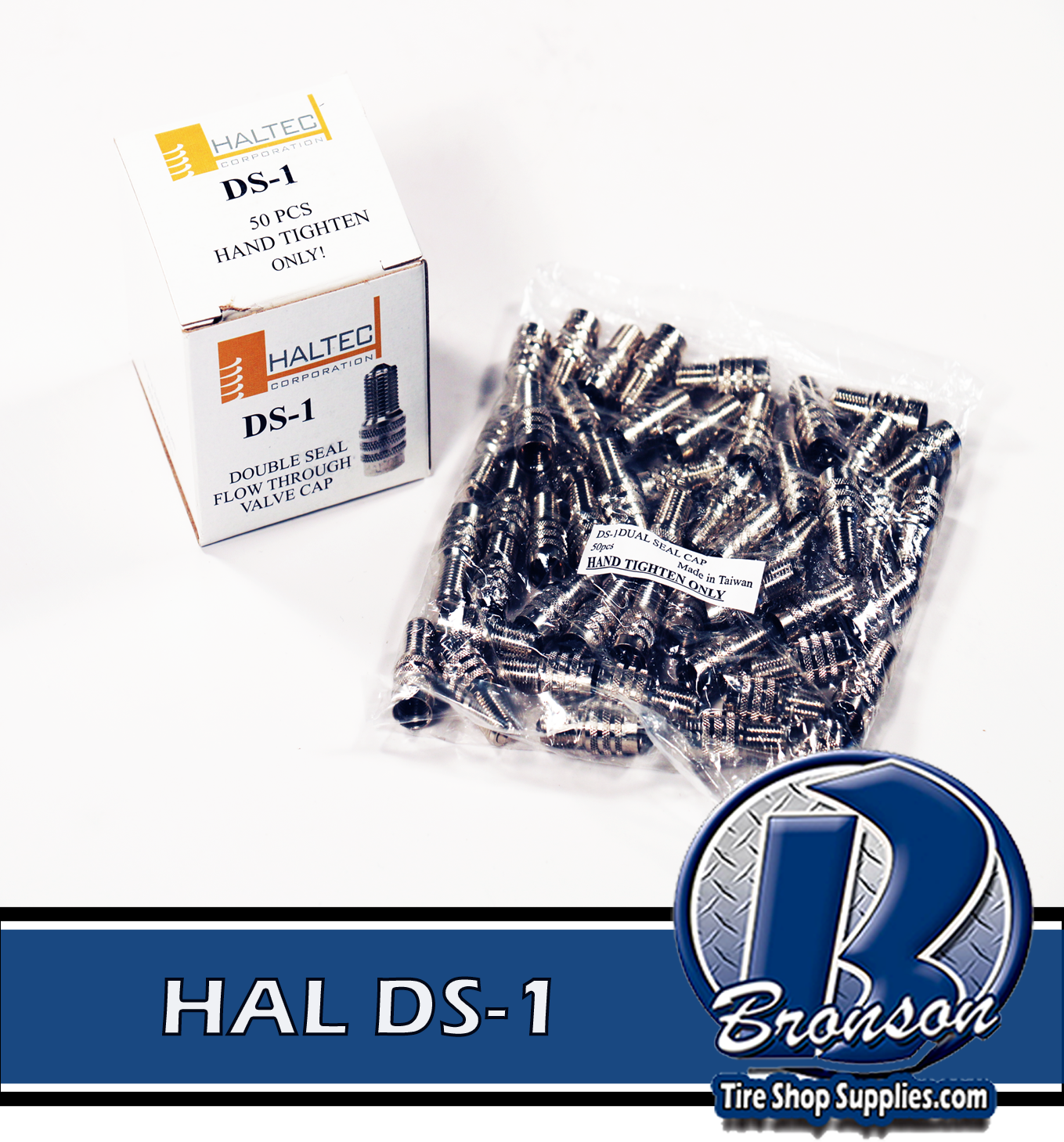 HAL DS-1 Double Seal Cap