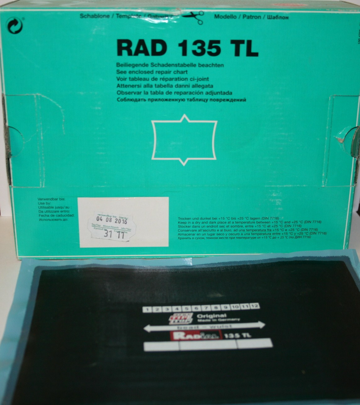 Radial Repair Unit-135