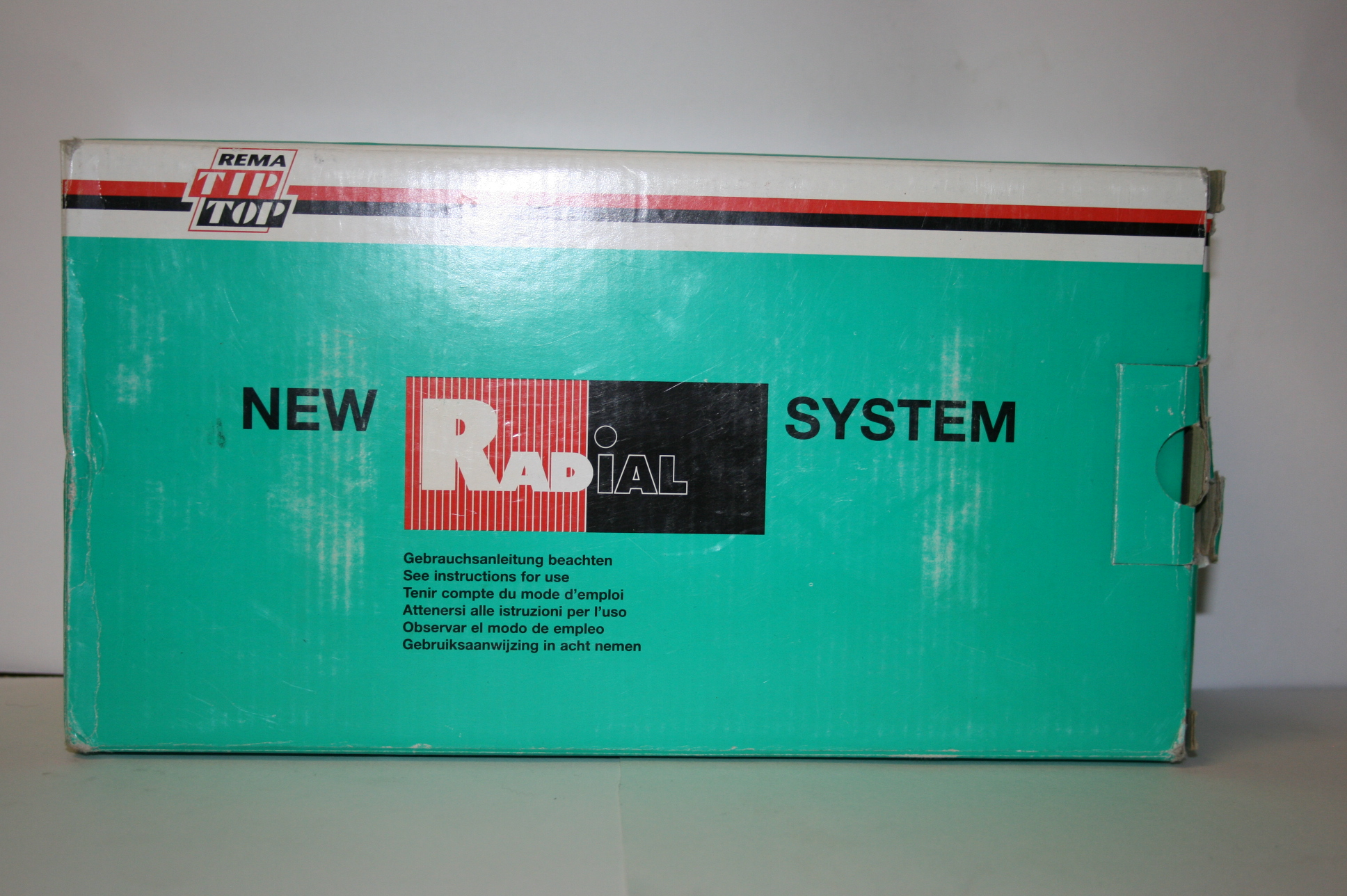 Radial Repair Unit-116