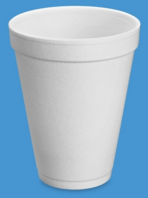 Foam Cups - 12 oz