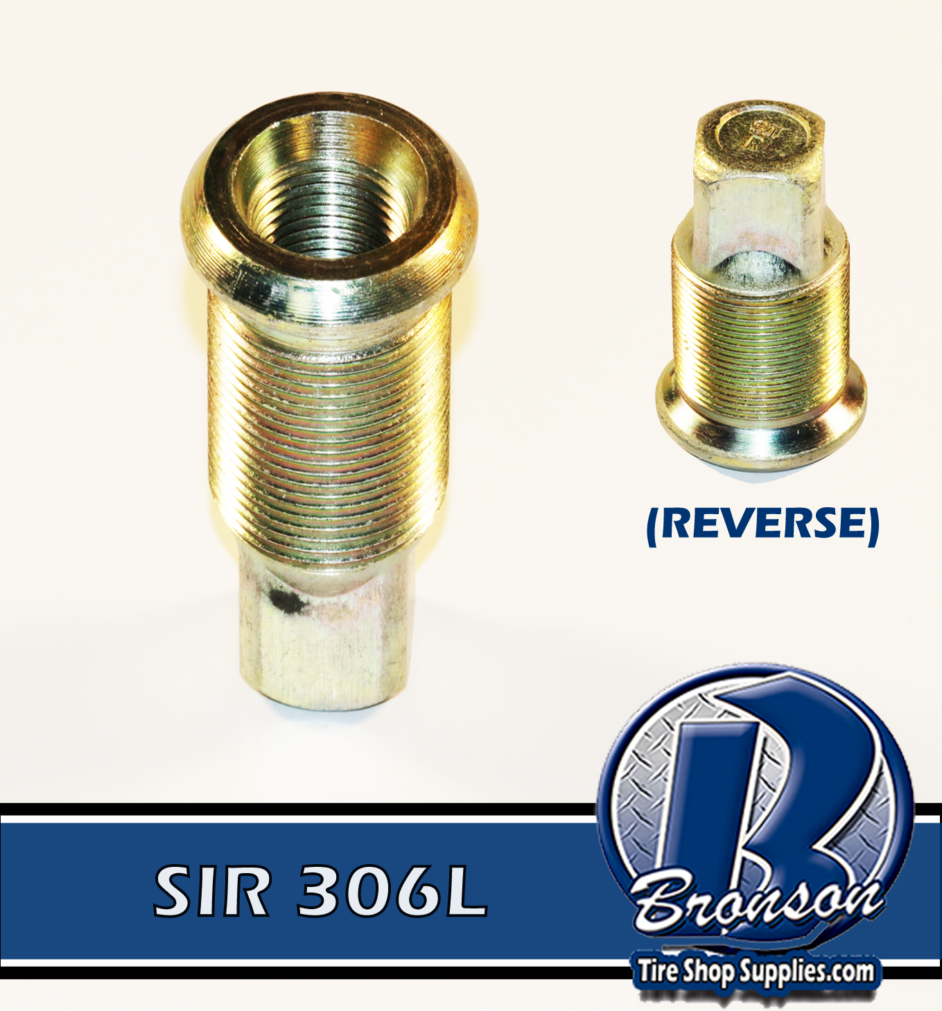 SIR 306L METRIC INNER NUT