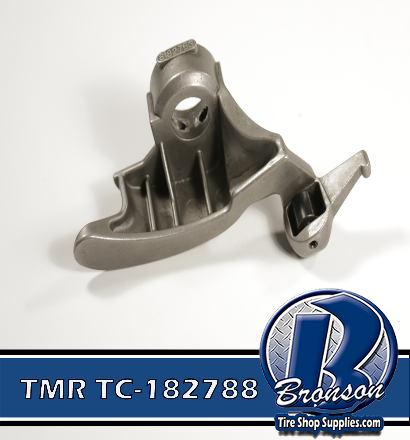 TMR TC182788 STAINLESS STEEL MOUNT/DEMOUNT HEAD WITH TAPERED HOL