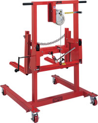 1/2 Ton High Lift Wheel D