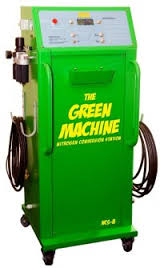 12 CFM Nitrogen Green Machine