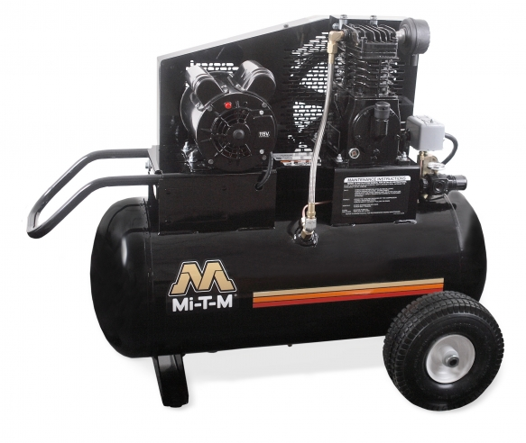 MI-T-M 1.5hp Electric Com