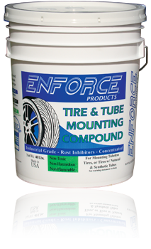 Enforce Truck Tire Lube