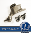 TMR TC183429 STAINLESS STEEL MOUNT/DEMOUNT HEAD WITH ROUND HOLE